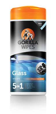 Gorilla Glass Wipes