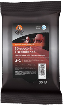 Gorilla Leather Wipes
